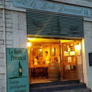Restaurant : Le Resto Provencal  - enseigne -   © liotardo