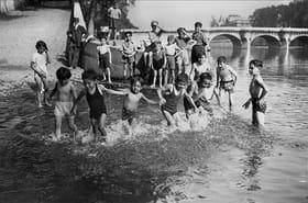 Quand les Parisiens se baignaient dans la Seine