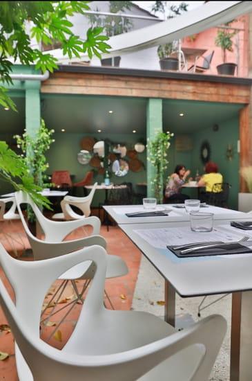 Restaurant : Pepponita  - PATIO -   © ¢ 2020