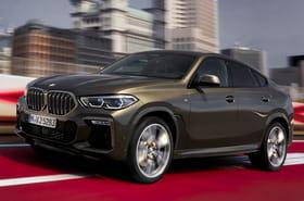 BMW X6: les photos du nouveau X6, le SUV-coupé de tous les superlatifs