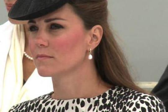 Les fesses de Kate Middleton montrées dansplusieurs journaux