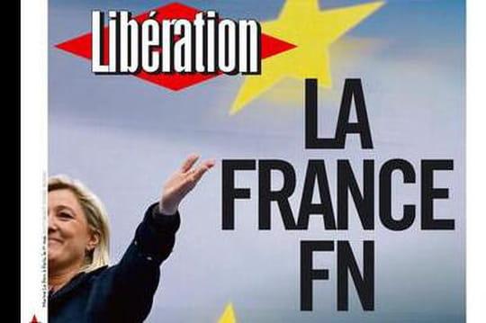 Front National: les Unes de la presse