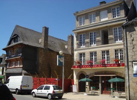 le clos des princes restaurant breton gu men sur scorff avec linternaute. Black Bedroom Furniture Sets. Home Design Ideas
