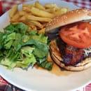 Plat : Le Saint-Plebon  - Le burger saint plebon -