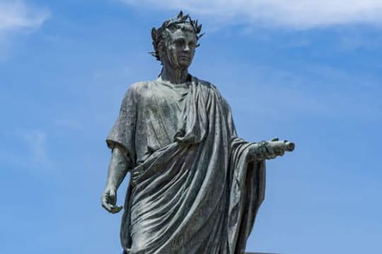 Horace: biographie courte du poète latin, auteur des Odes