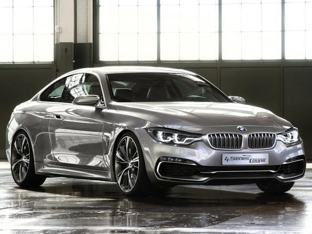 BMW Série 4Coupé Concept: laremplaçantedelaSérie3coupé