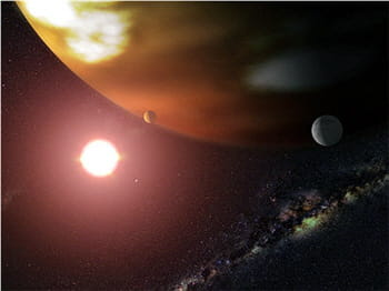 gliese 876d donne du fil à retordre aux astronomes.