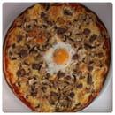 Plat : Pizza Latina
