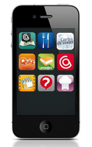 tous les services de linternaute.com sur iphone.