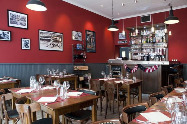 Franklin's Steakhouse à Lyon
