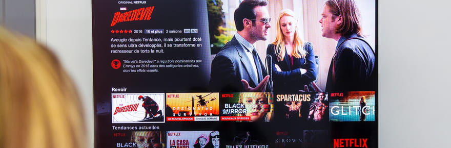 Netflix, OCS, Disney+... Les solutions pour le cinéma et les séries à la maison