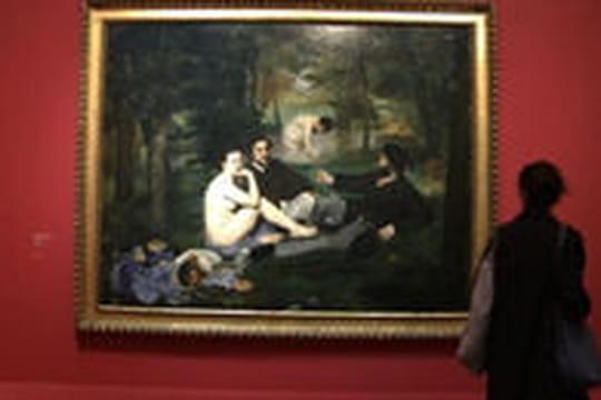 Edouard Manet: première exposition depuis 28ans