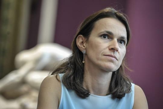 Aurélie Filippetti : elle sous-entend une manoeuvre politique après la révélation de sa grossesse