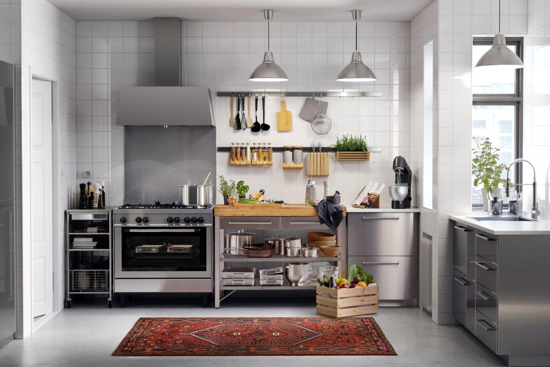cuisine ikea 2017 des cuisines qui donnent envie de mitonner - Ikea Cuisine