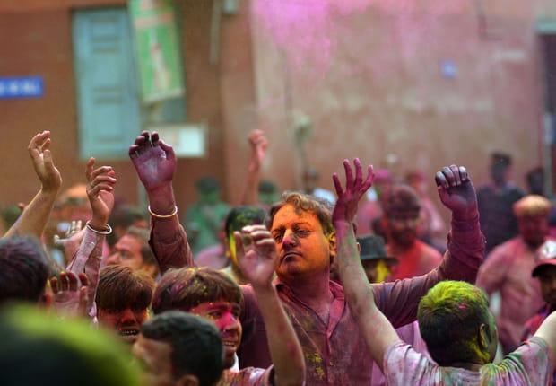Dhuletti, le festival des couleurs