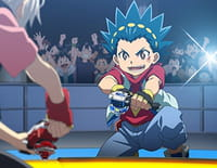 Beyblade Burst : Feu secret ! Oeil rouge