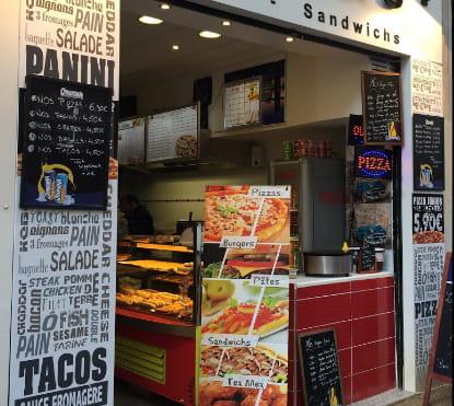 , Restaurant : Primo's Pizza  - Sandwich - Pizza - Livraison - Emporter -   © Primo's Pizza