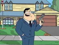 American Dad ! : Stan d'Arabie
