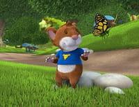 Tip la souris : Allons faire du camping