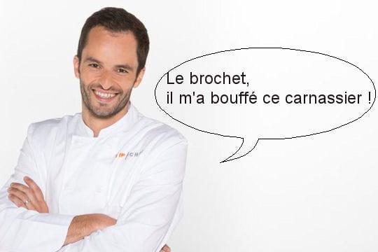 """Yoni: """"Le brochet, il m'a bouffé ce carnassier!"""""""