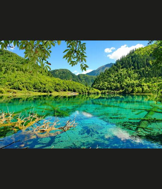 Le Sichuan, entre monts et merveilles