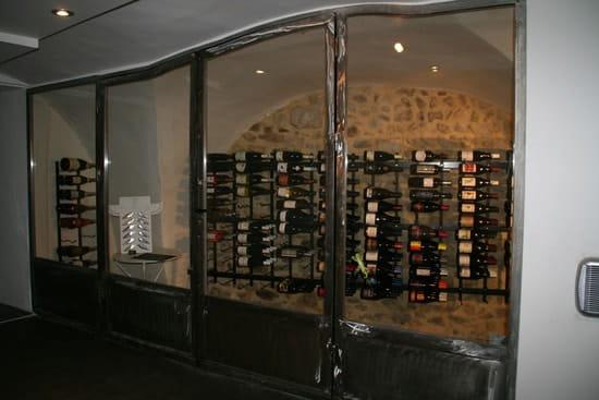 Le Bistrot Canaille  - La cave à vins -   © le bistrot canaille