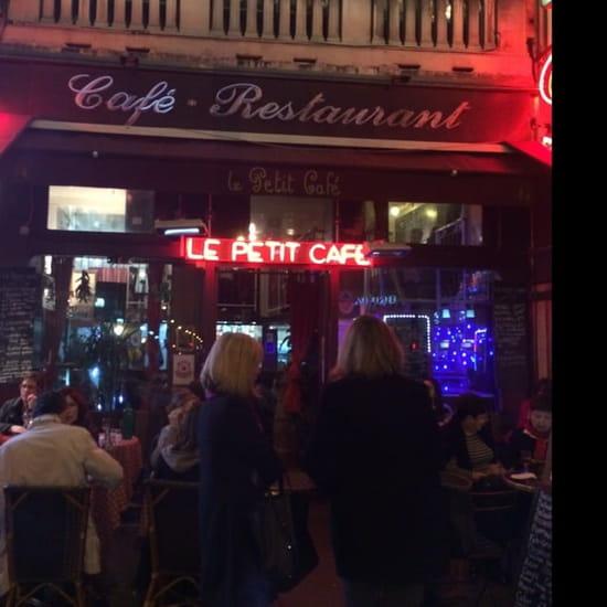 Restaurant : Le Petit Café
