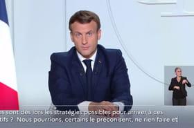 VIDEO. Emmanuel Macron : son discours intégral pour annoncer le reconfinement national