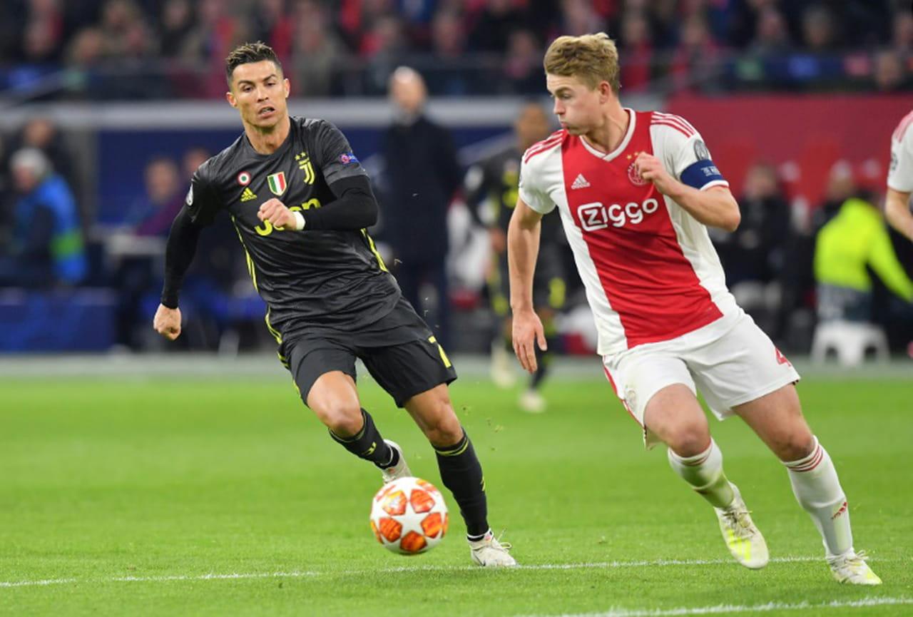 Transferts: le Néerlandais de Ligt s'engage pour 5ans à la Juventus Turin