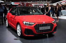 Les photos de la nouvelle Audi A1au Mondial de l'Auto