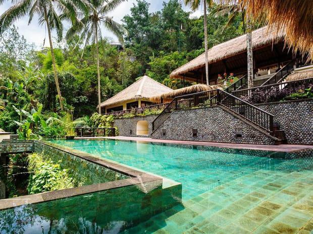 Ces piscines qui donnent envie de repartir en vacances