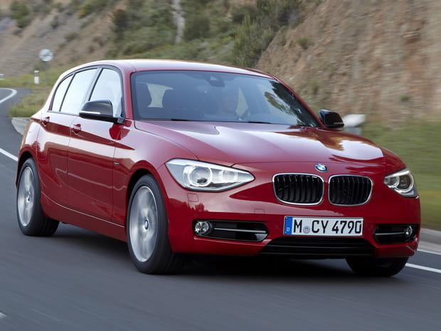 Numéro 4 : BMW Série 1