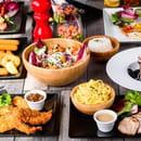 Restaurant : The Ranch  - brunch halal -   © The Ranch