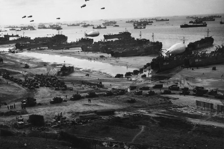 Le Debarquement En Normandie