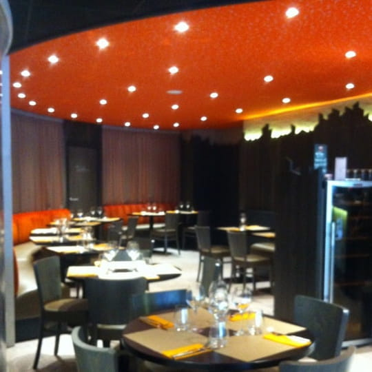 Atypic restaurant restaurant de cuisine moderne dinan for Atypic immo