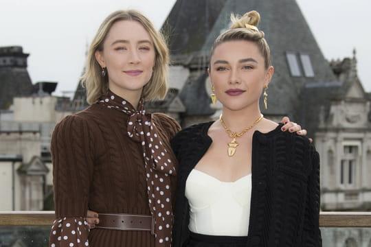 """Les Filles du docteur March: """"C'est une histoire très actuelle"""" selon Saoirse Ronan"""