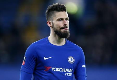 Giroud s'explique et invente un nouveau mot — Chelsea