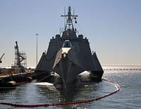 Construire l'impossible : Navire de combat en zone littorale
