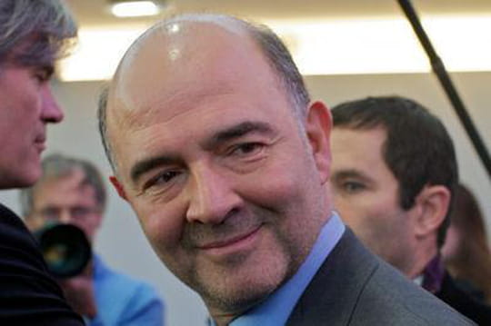 Moscovici : il officialise sa relation amoureuse avecMarie-CharlinePacquot