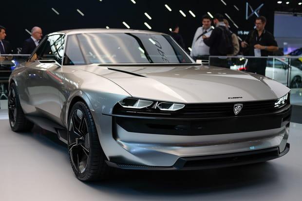 """Un concept car """"exceptionnel et radical"""""""