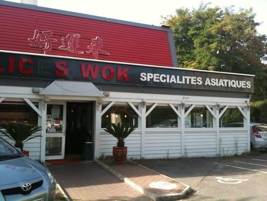 Restaurant : Délices Wok