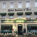 Restaurant : Auméga Brasserie  - Hotel Jeanne d'Arc.     Et Restaurant Brasserie Pub Aumega -