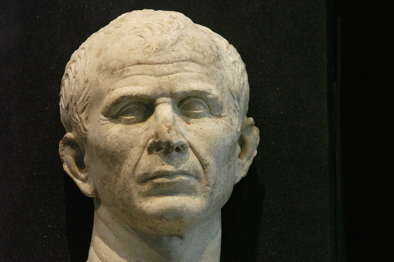 Jules César: biographie du général romain conquérant de la Gaule