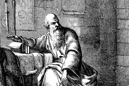 Archimède: sa biographie, ses inventions comme la poussée d'Archimède