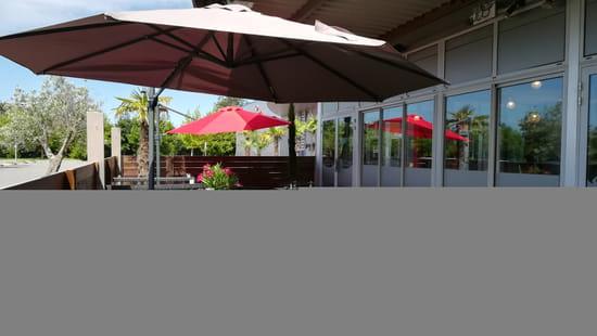 Restaurant : Restaurant du bowling du Stadium  - La terrasse -   © Bowling Stadium