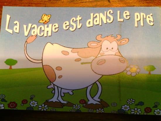 La Vache est dans le Pré