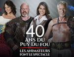 40 ans du Puy du Fou : les animateurs font le spectacle
