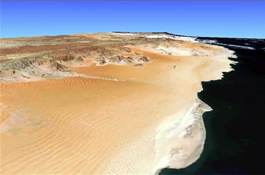 Côtes de Namibie