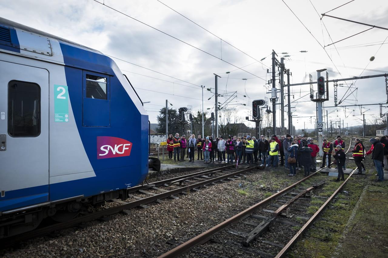Grève SNCF et RATP: nouvelle mobilisation mardi 31mars 2020