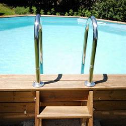 les différentes piscines hors-sol sont toutes faciles à installer.